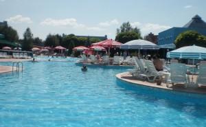 Büyük anadolu oteli aqua parkı