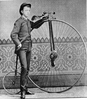 İlk bisiklet